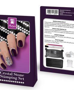 Kristall Steine Stamping