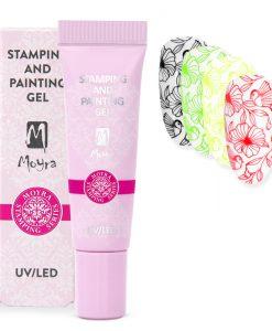 Stamping und Painting Gel